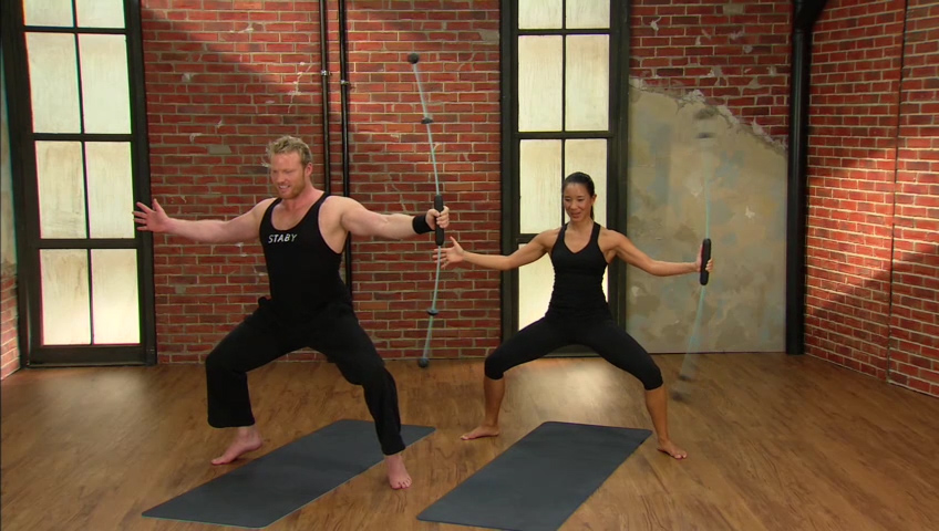 Staby Total Body Workout
