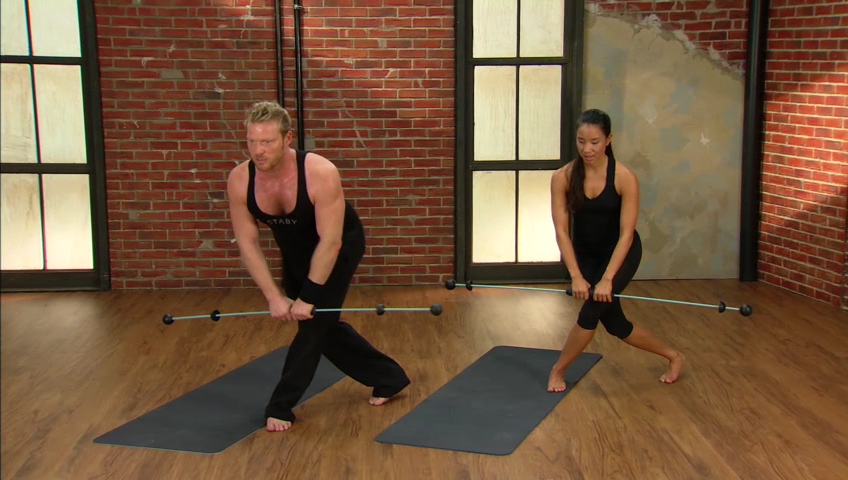 Staby Lower & Upper Body plus Cardio Strength